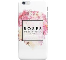 Chainsmokers- Roses iPhone Case/Skin