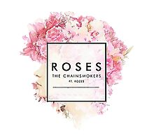 Chainsmokers- Roses Photographic Print