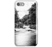 River Feugh, Banchory, Aberdeenshire iPhone Case/Skin