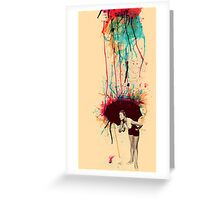 Colorblind Greeting Card