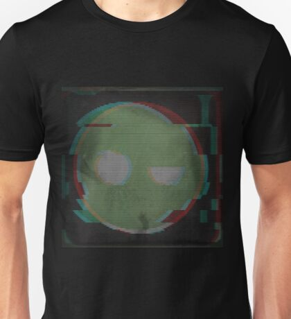 Glitched Superintendent Unisex T-Shirt
