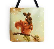 Stupid Squirrel Tote Bag