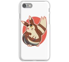 cute furret! iPhone Case/Skin