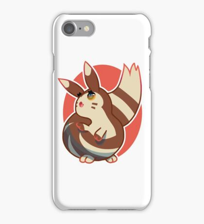 cute furret! iPhone Case/Skin