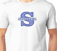 Spotter of Aircraft Unisex T-Shirt