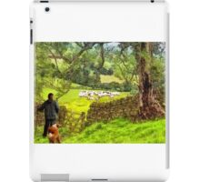 In the Yorkshire Dales iPad Case/Skin