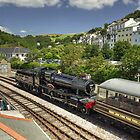 Kingswear Station  by Rob Hawkins