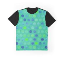dots green pond Graphic T-Shirt