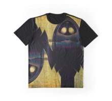 Double Nature Of Owls Graphic T-Shirt