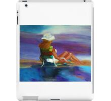 Serenity Collection iPad Case/Skin