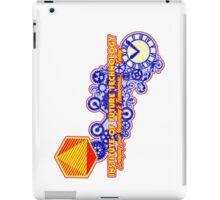 Yesterday's Tomorrow Today iPad Case/Skin