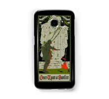 Once upon a bonfire Samsung Galaxy Case/Skin