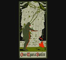 Once upon a bonfire Unisex T-Shirt