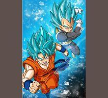 Goku and Vegeta SSGSS Unisex T-Shirt