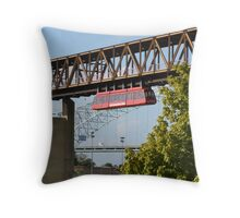 For The Tourists Throw Pillow