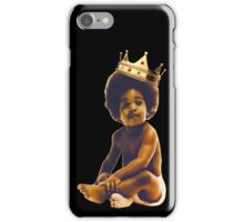 big notorious black lifes matter iPhone Case/Skin