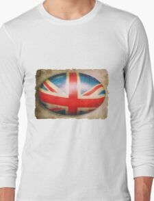 Vintage flag Long Sleeve T-Shirt