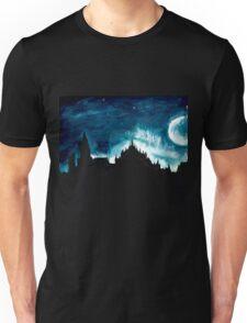 Irithyll skyline.. Unisex T-Shirt