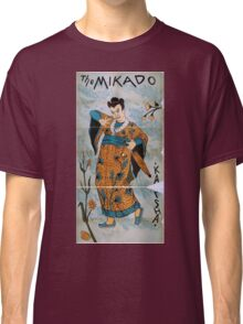 Performing Arts Posters The mikado 1958 Classic T-Shirt