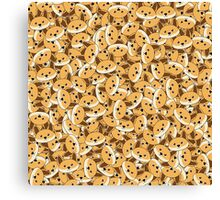 Mini Dingo - Australian animal design Canvas Print