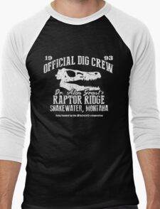 Raptor Ridge Men's Baseball ¾ T-Shirt