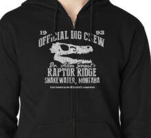 Raptor Ridge Zipped Hoodie