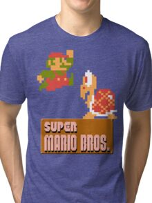 Super Mario Bros. Tri-blend T-Shirt