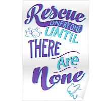 Rescue One by One Poster