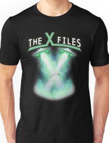 X-files rock tee Unisex T-Shirt