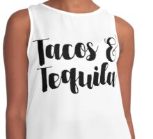 Tacos & Tequila Contrast Tank