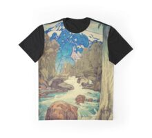 The Walk to Hokodoyama Graphic T-Shirt