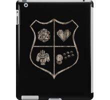 Nerd Crest iPad Case/Skin