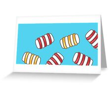 Happy Marshmallows Greeting Card