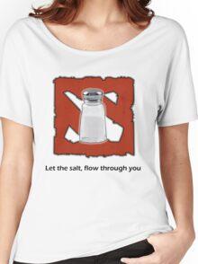 """Dota 2 - """"pure salt"""" Women's Relaxed Fit T-Shirt"""