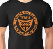 Genetic Replicants Tyrell Unisex T-Shirt