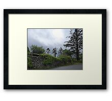 A Soft Irish Day Framed Print