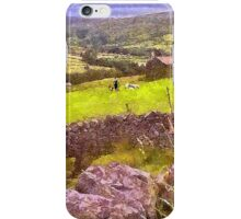 In England's Yorkshire Dales National Park iPhone Case/Skin
