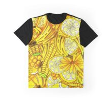 A Corny Coldplay Thanksgiving — It Was All Yellow... Graphic T-Shirt