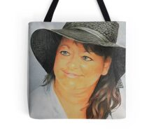 Missi & the hat Tote Bag