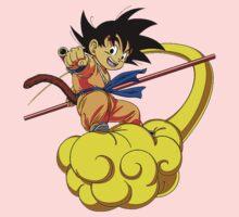 Dragon Ball Goku Kids Tee