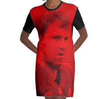 Eli Manning - Celebrity Graphic T-Shirt Dress