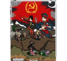 Afghan-Soviet War iPad Case/Skin