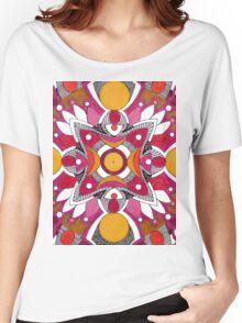Mandala 017 Women's Relaxed Fit T-Shirt