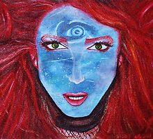 Resident of Neptune by Kaila-H