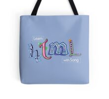 Hand-Drawn HTML Logo Tote Bag