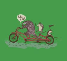 ROLLIN' PANGOLINS by Nichole Lillian Ryan