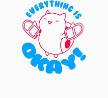 Everything Is Okay Womens Fitted T-Shirt