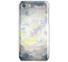 wanderer's orbit. iPhone Case/Skin