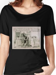 Performing Arts Posters For her childrens sake by Theo Kremer the companion play to The fatal wedding 0059 Women's Relaxed Fit T-Shirt