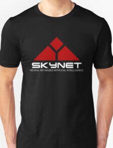 NEUTRAL NET BASED SKYNET Unisex T-Shirt